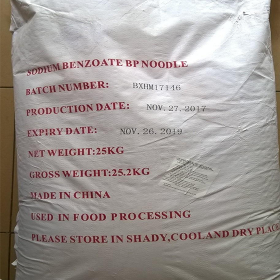 Sodium Benzoate Noodle